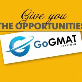 Рекламный ролик программы GoGMAT для компании MBA
