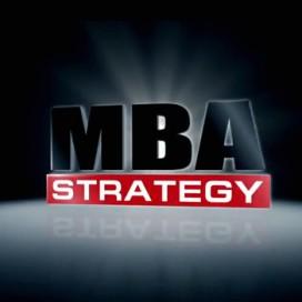 Видеоролик MBA Strategy