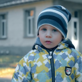Социальный ролик для семей-переселенцев из зоны АТО